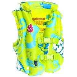 Жилет для плавания детский MadWave Swimvest Mad Bubbles