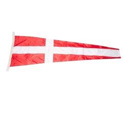 Флаг Международного свода сигналов цифровой 4 (Kartefour)