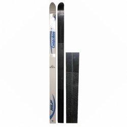 Лыжи туристские  дерево-пластик 70*170 см