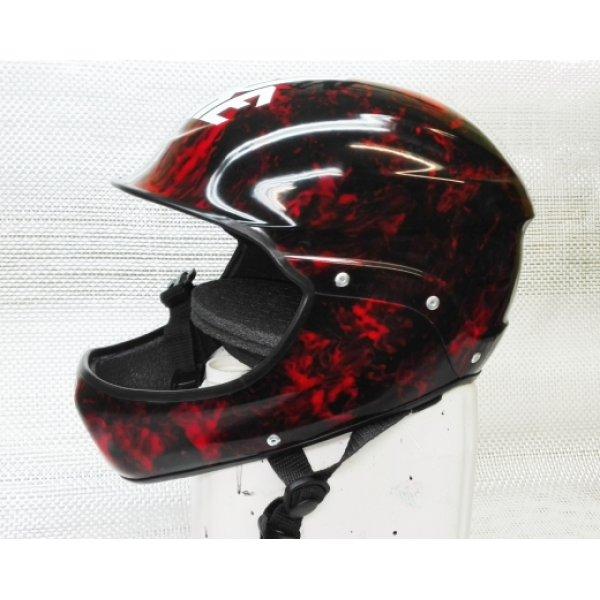 Композитный шлем в максимальной комплектации FullFace