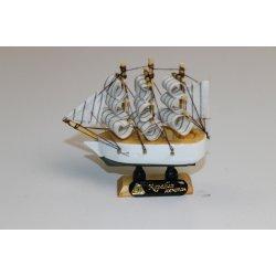 Кораблик мечты на парусах