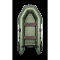 Лодка ПВХ Аква 2600 надувная под мотор