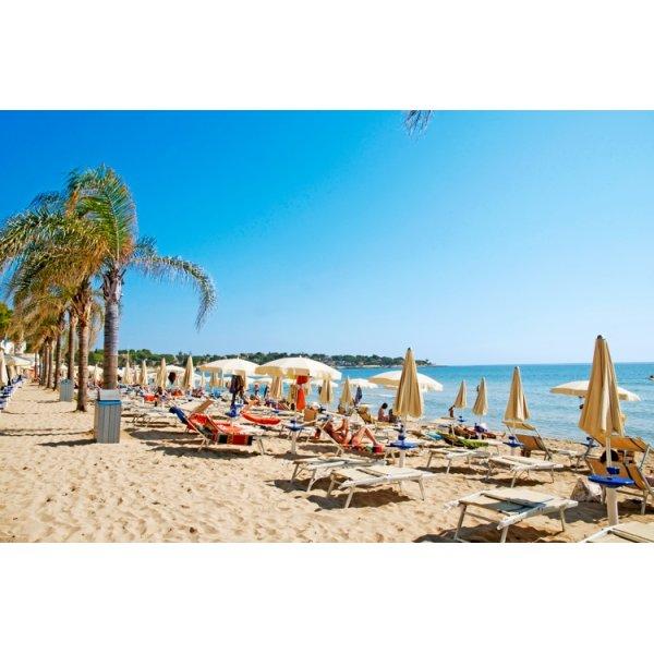 Пляж на 300 мест, от 600 кв.м.
