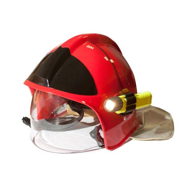 Шлем ШКПС красный